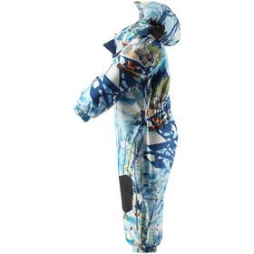 Reima Maa Combinaison D'Hiver Enfants en bas âge, blue dream